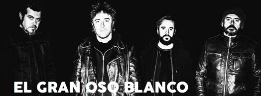 EL GRAN OSO BLANCO -premiados en los III premios de la música- presentan nuevo video «La Arena Y La Sal»