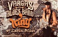 VARGAS BLUES BAND. Entrega de Disco de Platino y Presentación en directo de su nuevo disco