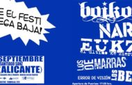 BREVA ROCK 2018 – 29 de septiembre, Albatera (Alicante)