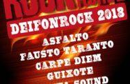 DEIFONROCK FESTIVAL 2018 – 10 de agosto en Deifontes (Granada)