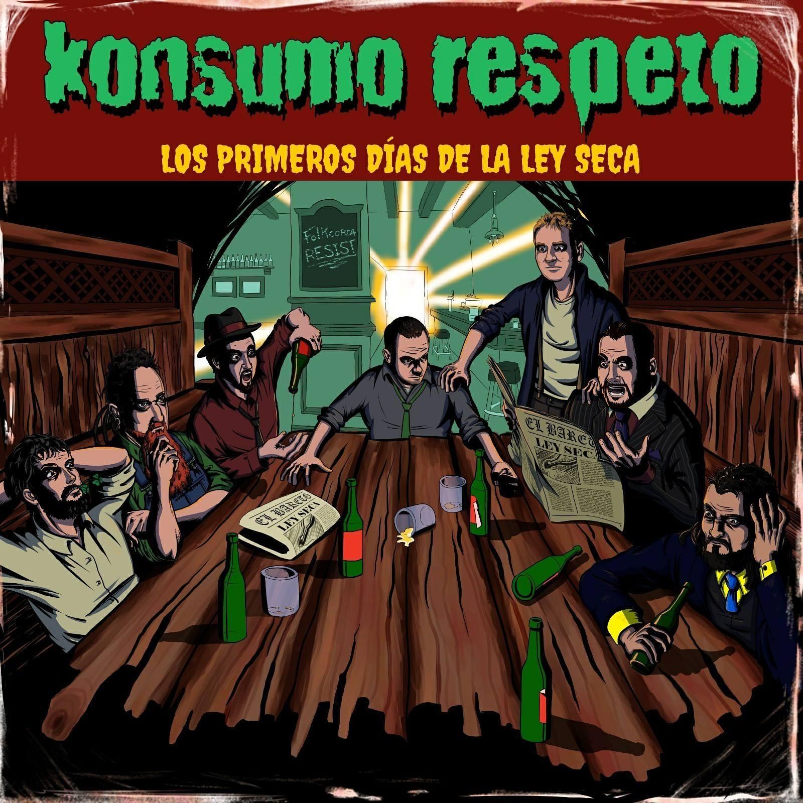 KONSUMO RESPETO actuarán en Colombia, México, Argentina y Chile
