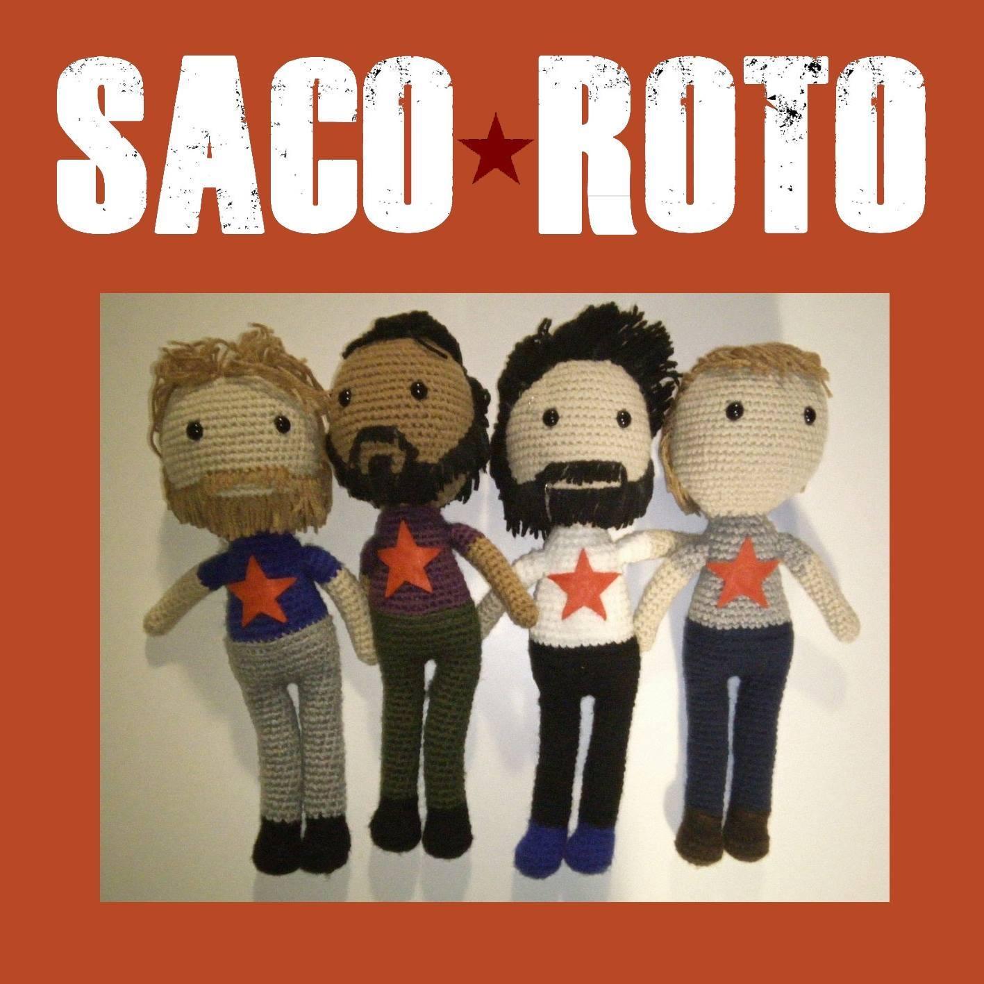 SACO ROTO presentan su nuevo videoclip del tema «Ganas De Guerra»