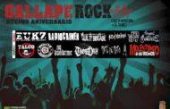 X GALLAPE ROCK, 28 y 29 de septiembre, el Rubio (Sevilla)