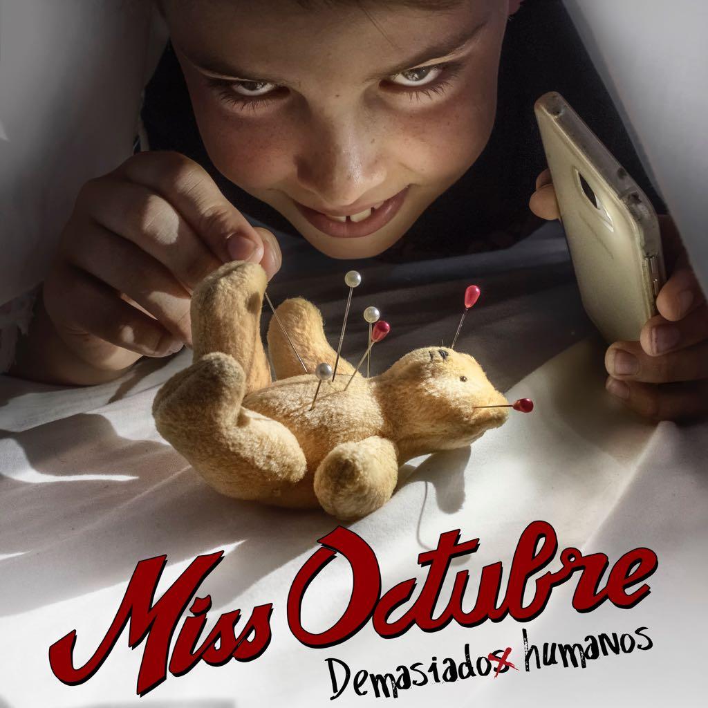 MISS OCTUBRE sacan nuevo disco el 26 de octubre