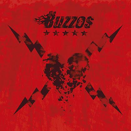 THE BUZZOS: Vídeo lyric de adelanto de «Red» + Reserva ya disponible