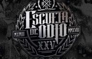 ESCUELA DE ODIO: El 11/10 publicará sus temas más emblemáticos regrabados en 'XXV'
