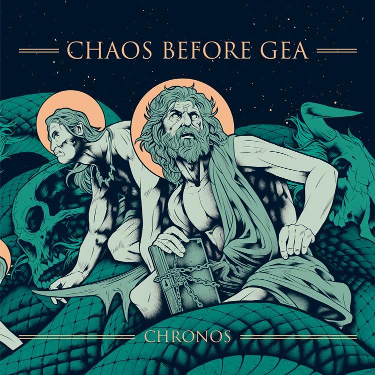 CHAOS BEFORE GEA presentan las primeras fechas de su «Chronos Tour»