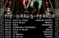 THE BIRRA'S TERROR empieza la gira de presentación de su nuevo disco el 3 de octubre en Argelés-Gazost ( Francia)