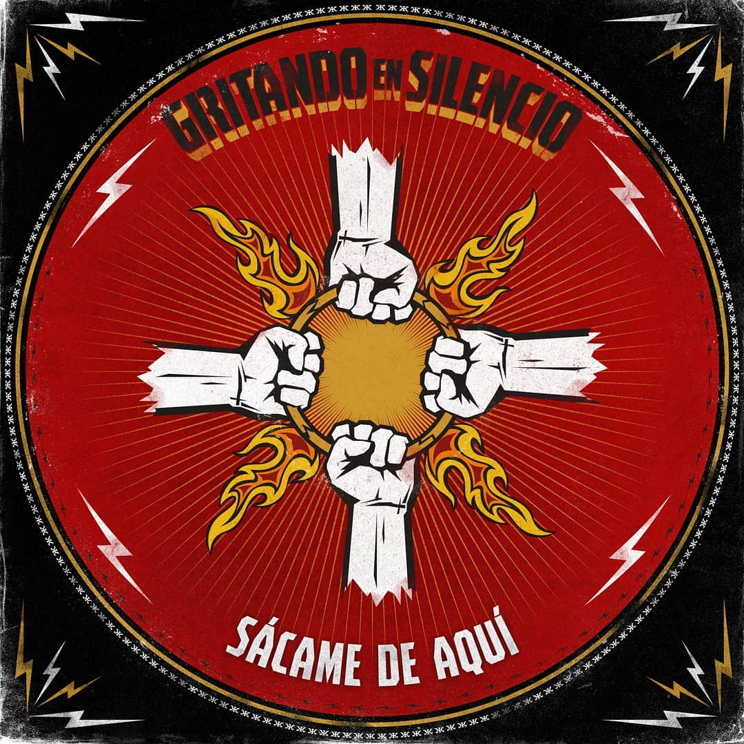 GRITANDO EN SILENCIO presentan el videoclip de su segundo single «Sácame De Aquí»