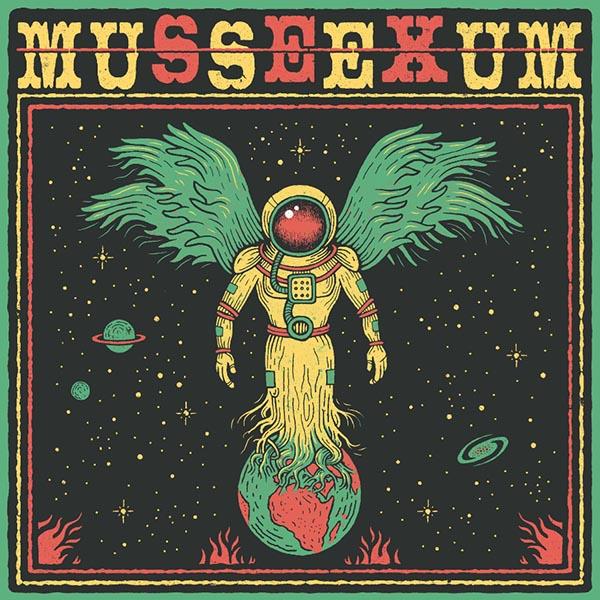 SEX MUSEUM – Su nuevo disco «Musseexum» ya disponible
