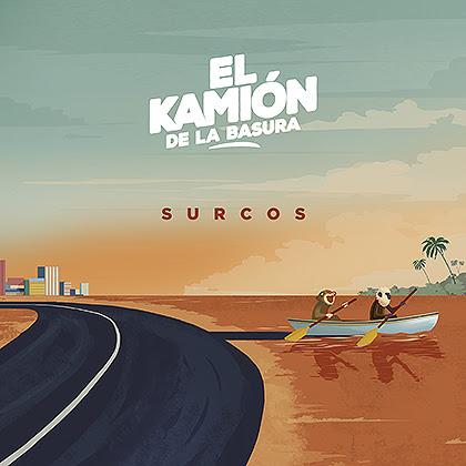 EL KAMIÓN DE LA BASURA: Ya disponible la reserva de su nuevo EP 'Surcos' + Nuevo videoclip