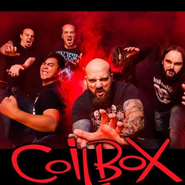 COILBOX presentan su formación definitiva y la fecha de su primer concierto