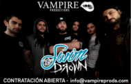 SWIM TO DROWN entran a formar parte del Roster de Vampire Productions