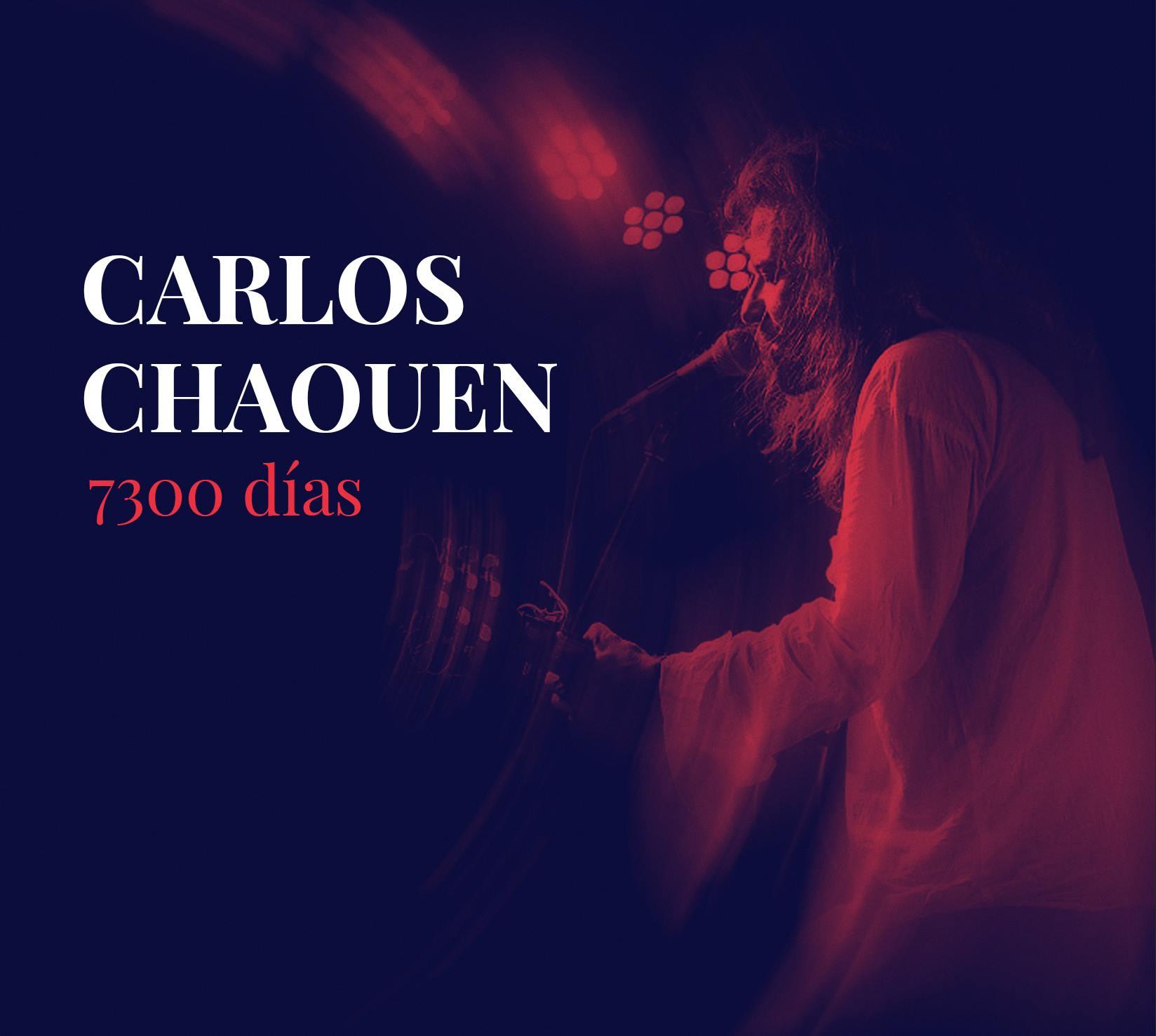 """CARLOS CHAOUEN presenta """"Semilla en la tierra"""", nuevo vídeo adelanto"""