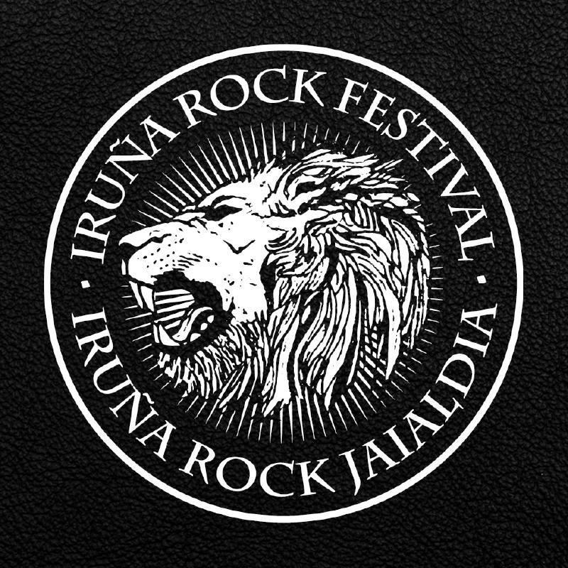 IRUÑA ROCK FESTIVAL 2019 publica fecha y primeras confirmaciones