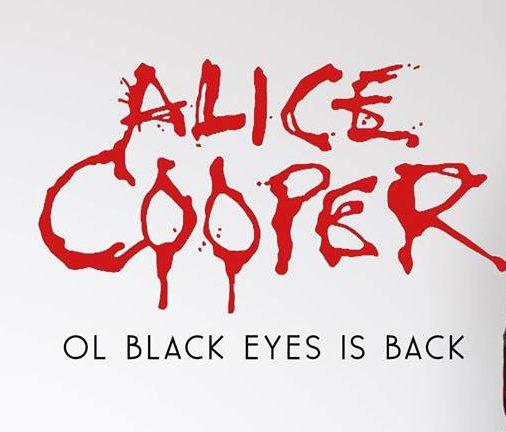 ALICE COOPER confirma dos fechas en España para 2019