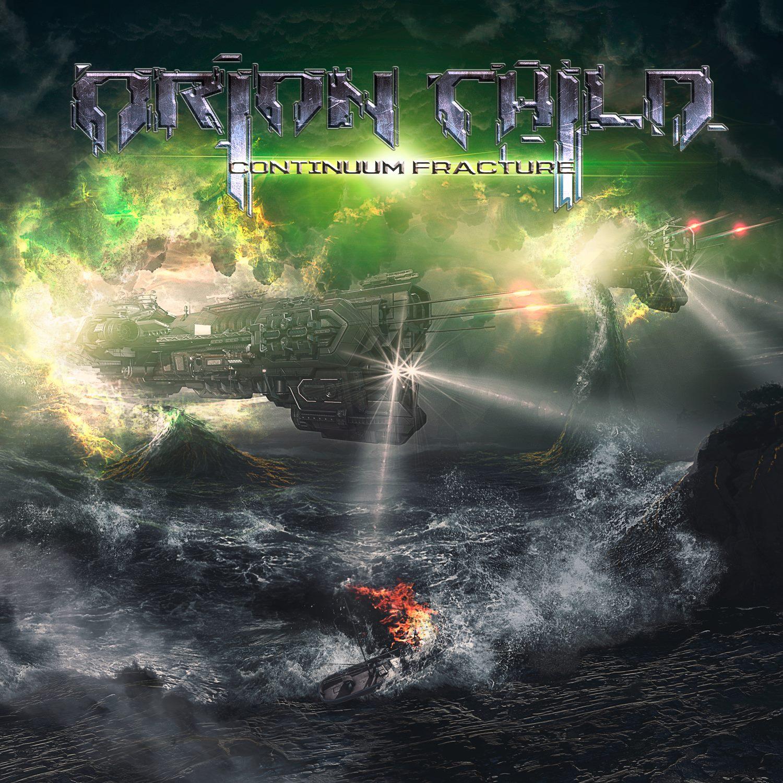 ORION CHILD desvelan PORTADA y listado de temas de su nuevo disco