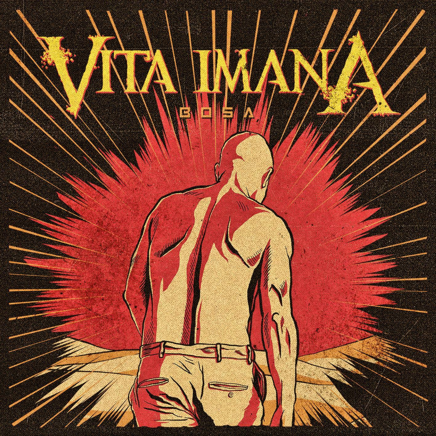 VITA IMANA confirman portada, título y fecha de lanzamiento de su nuevo disco