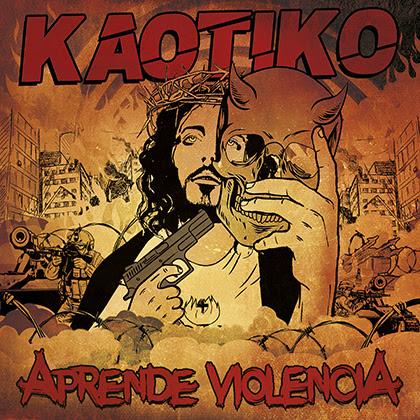 KAOTIKO: Publicará «Aprende Violencia» el próximo 8 de febrero
