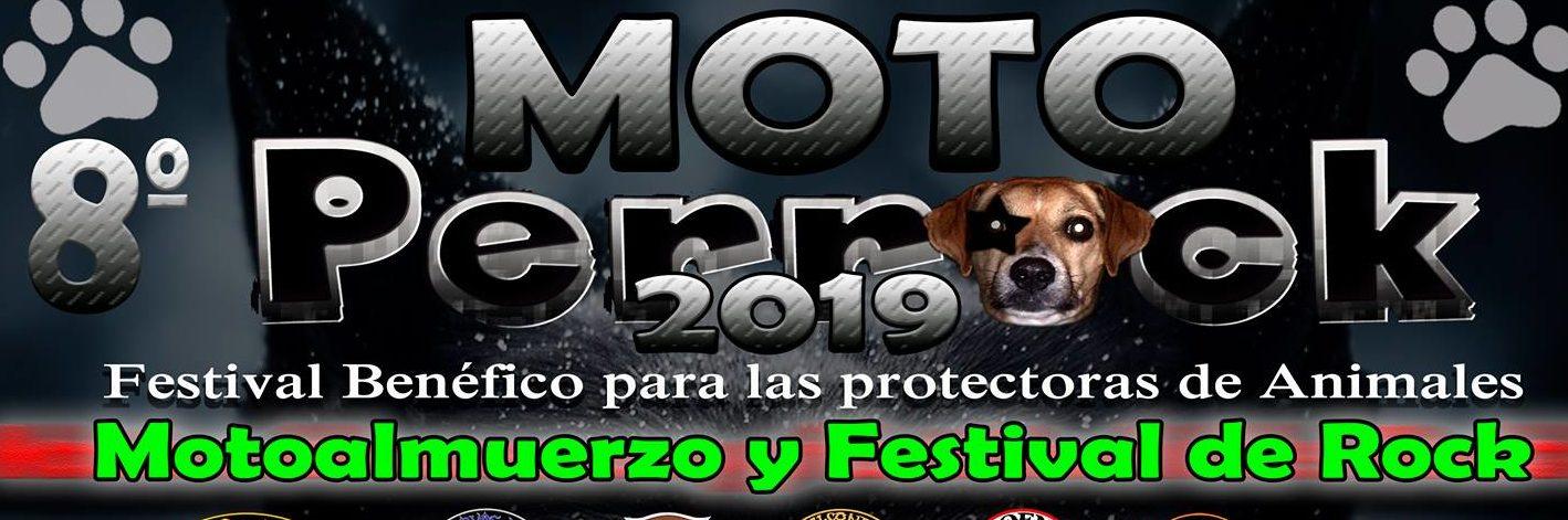 8º Festival Perrock 2019, todos los detalles del evento