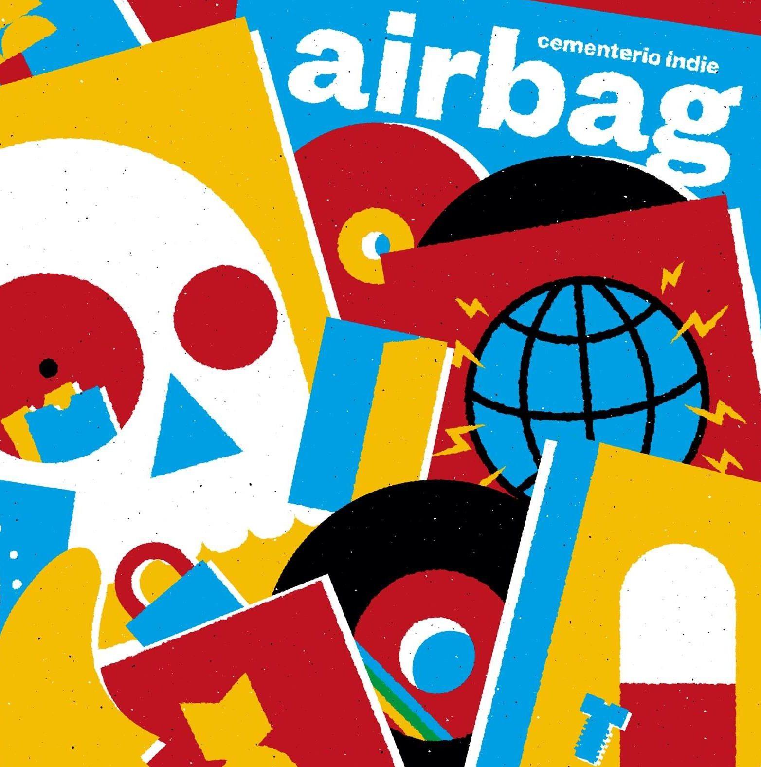 AIRBAG estarán actuando en Málaga el 4 de Mayo