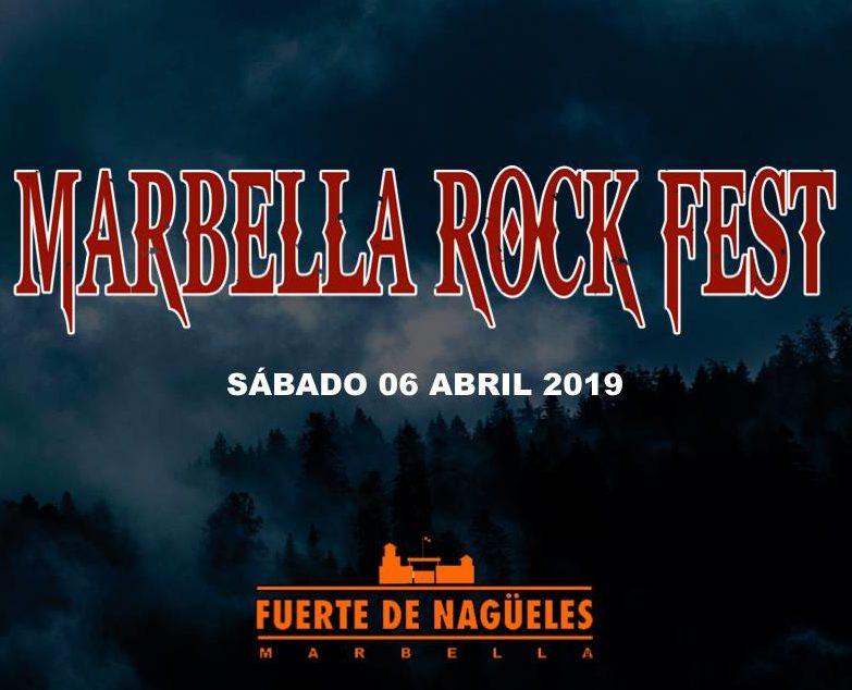 MARBELLA ROCK FEST 2019 confirma las bandas que componen el cartel