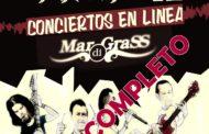 CONCIERTOS EN LINEA, 19-01-2019 en Estudios Tarántula (Marbella)