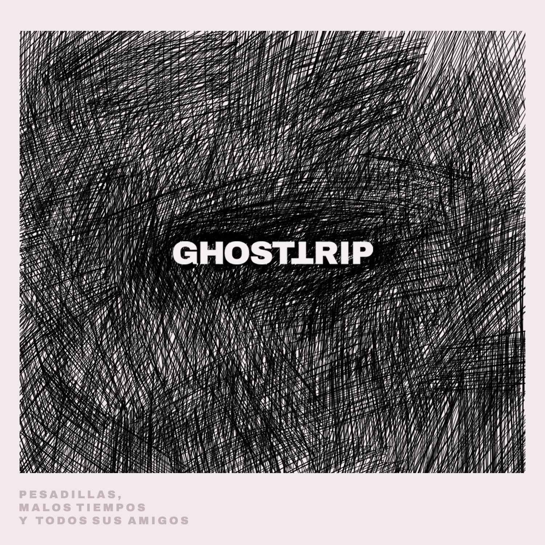 GHOST TRIP presentan la portada + Listado de canciones + Fecha de Lanzamiento de su segundo disco