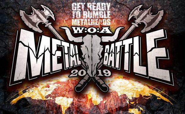 Confirmadas las bandas semifinalistas del METAL BATTLE SPAIN 2019