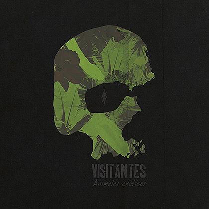VISITANTES: Ya disponible, su nuevo álbum, 'Animales Exóticos' + Fechas de la gira de presentación