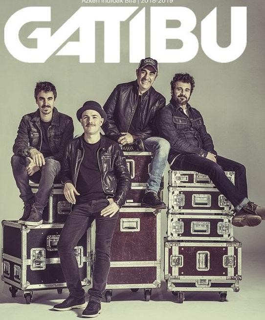 GATIBU estarán actuando en Madrid el 19 de Enero