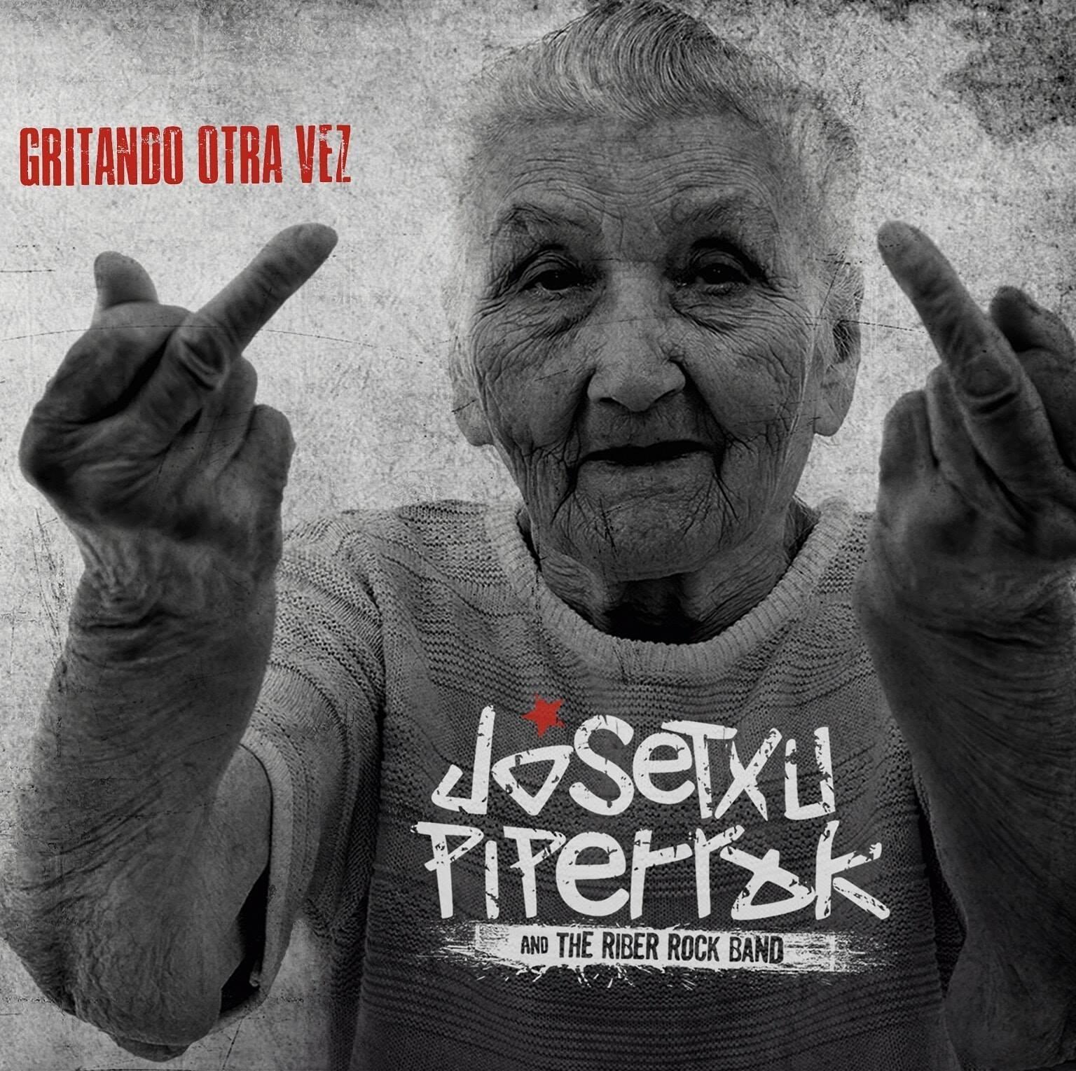 O.V.N.I., videoclip de Josetxu Piperrak & The Riber Rock Band, camino de las 100.000 reproducciones en Youtube