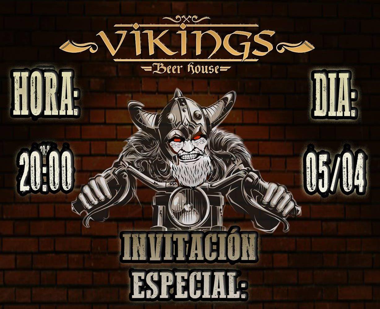 Viking Beer House presenta este viernes 5 a TABANA en directo junto a LAS DULCES