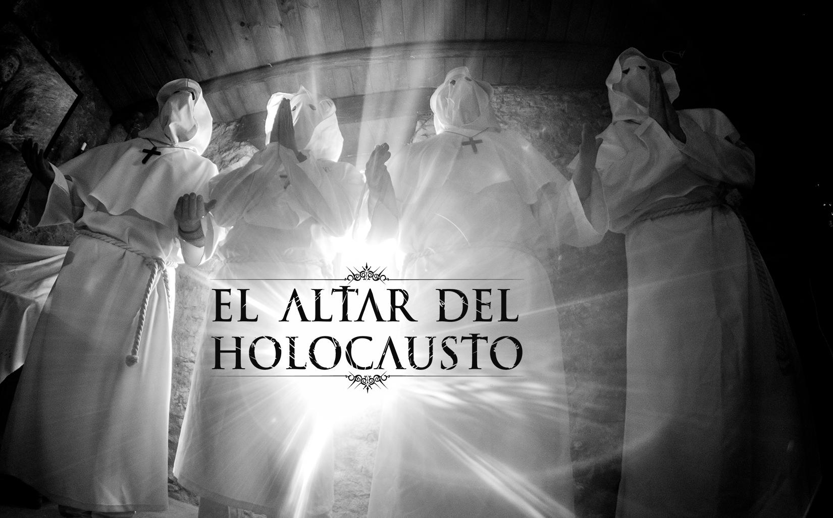 ENTREVISTA A EL ALTAR DEL HOLOCAUSTO