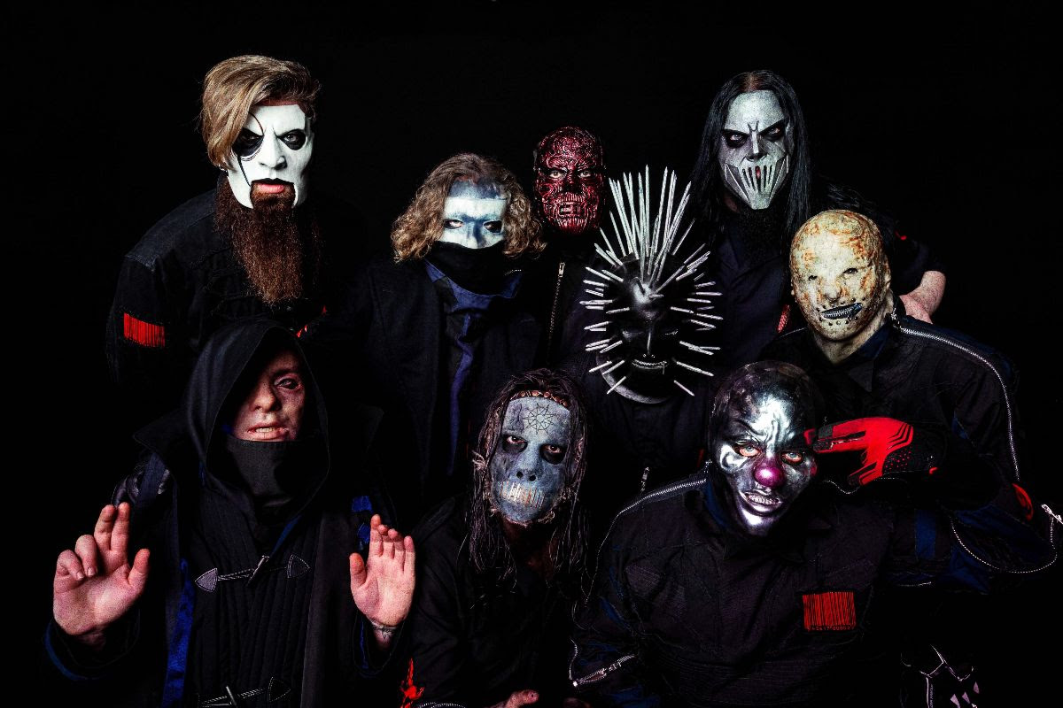 SLIPKNOT ESTRENA NUEVO SINGLE 'UNSAINTED' Y ANUNCIA NUEVO ÁLBUM 'WE ARE NOT YOUR KIND'