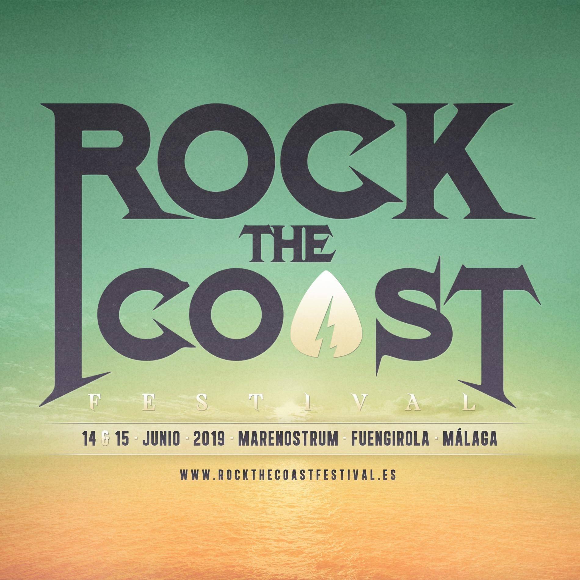 ROCK THE COAST FESTIVAL presenta las bandas que formarán parte de las sesiones de firmas