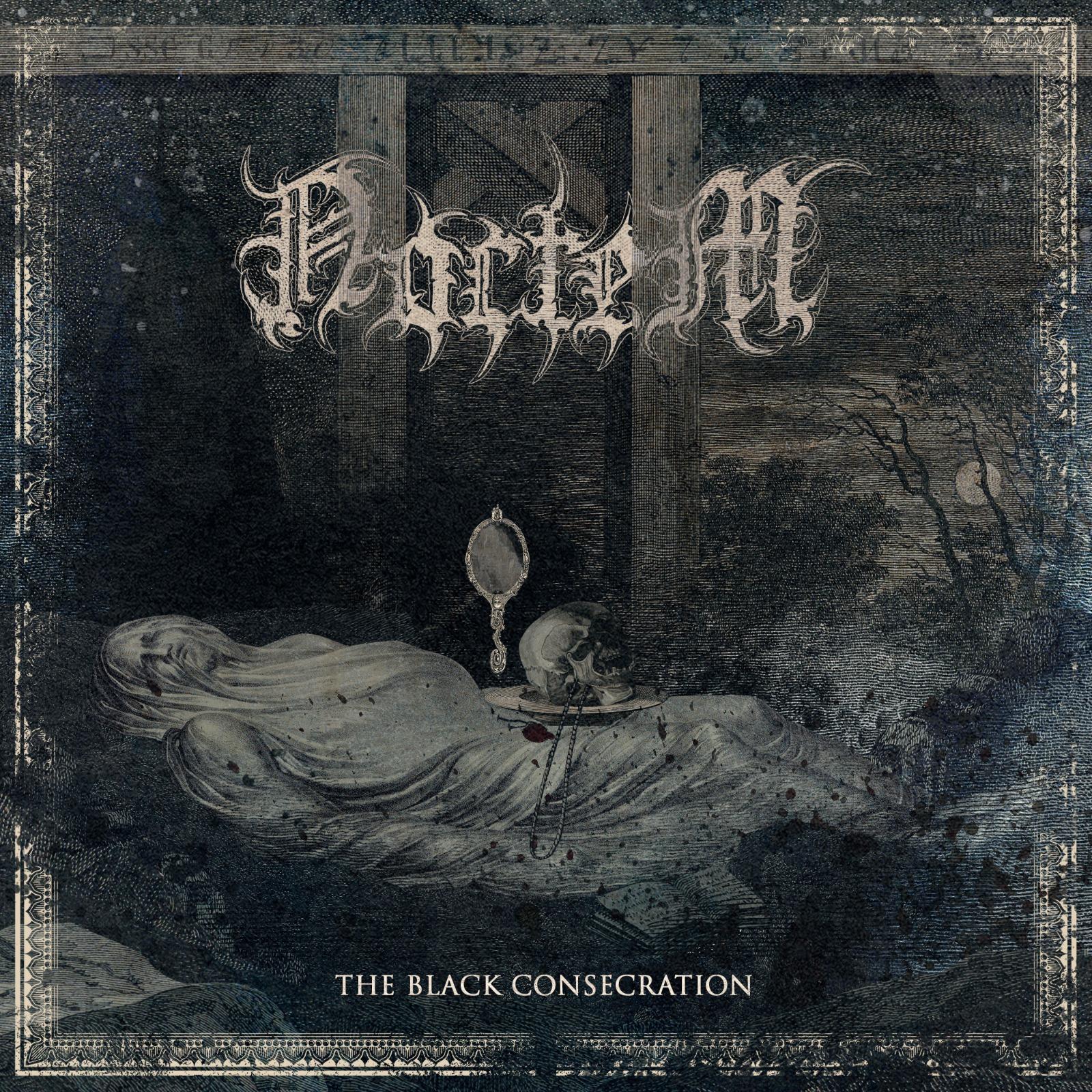NOCTEM presentan su nuevo disco «The Black Consecration», a la venta el 1 de noviembre