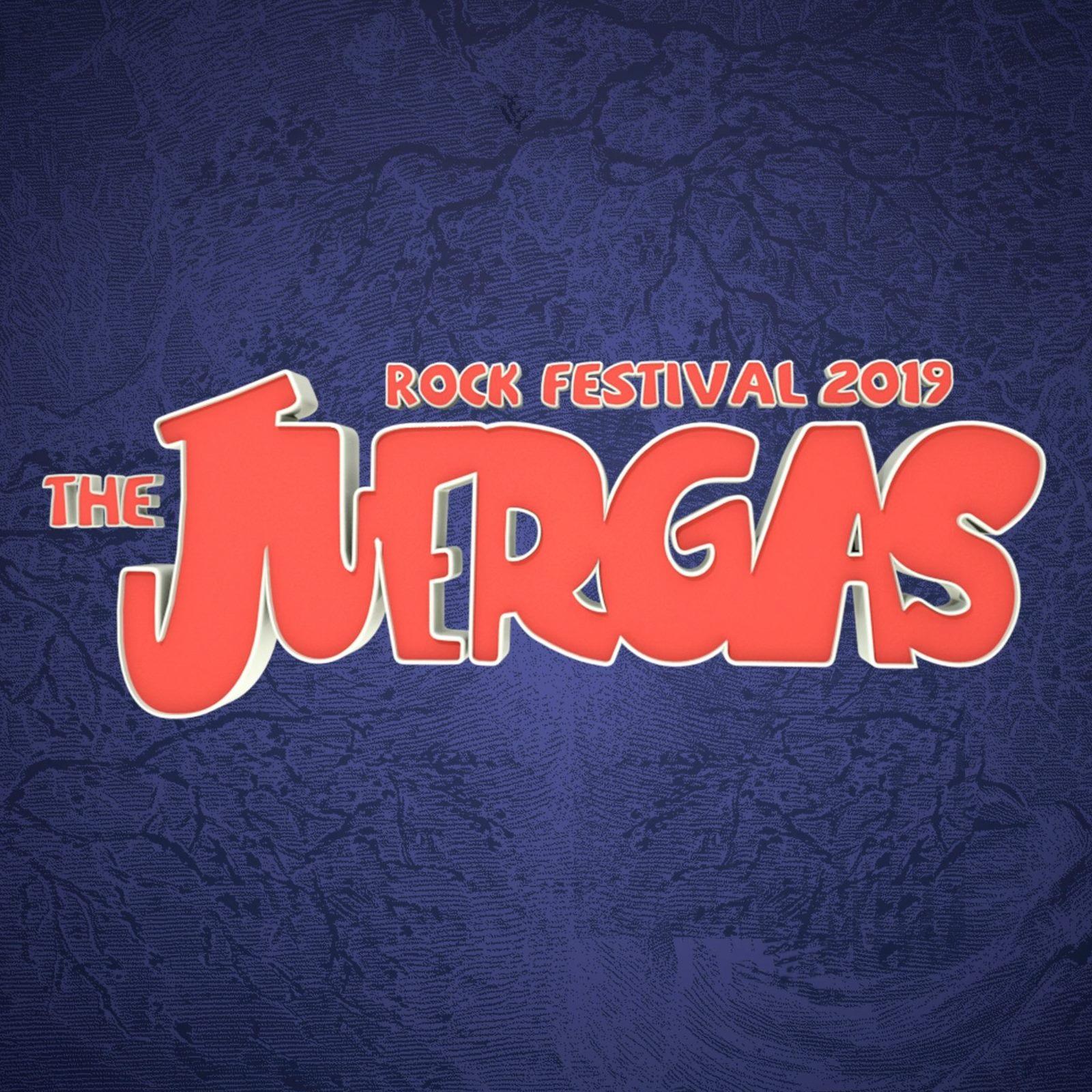 THE JUERGAS ROCK FESTIVAL presenta los horarios por días