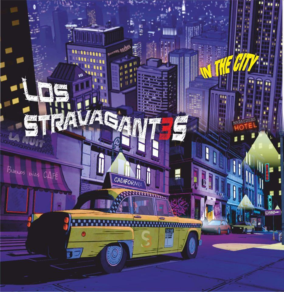 Entrevista a LOS STRAVAGANT3S
