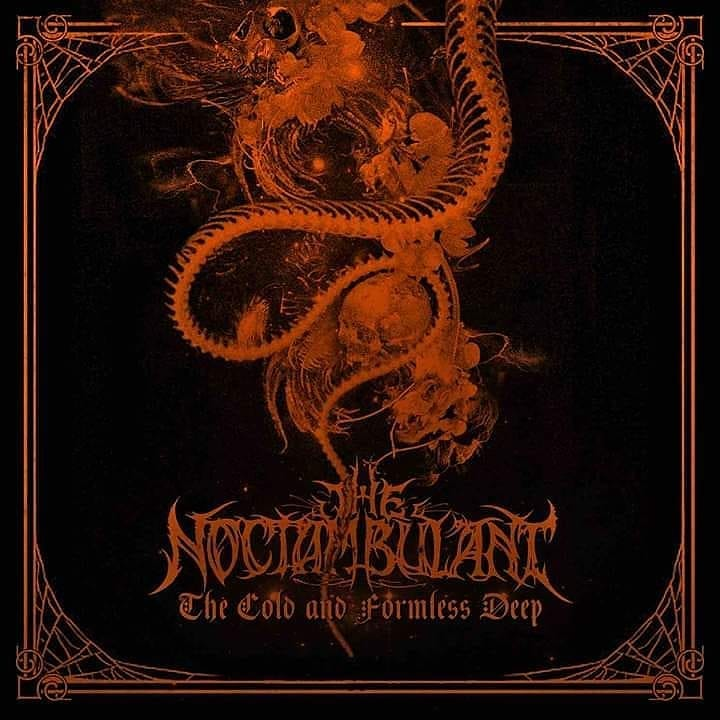 RESEÑA del nuevo disco de THE NOCTAMBULANT «The Cold And Formless Deep»