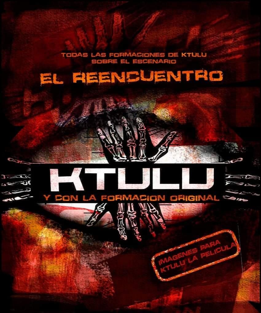 Comunicado oficial de KTULU sobre su película/documental