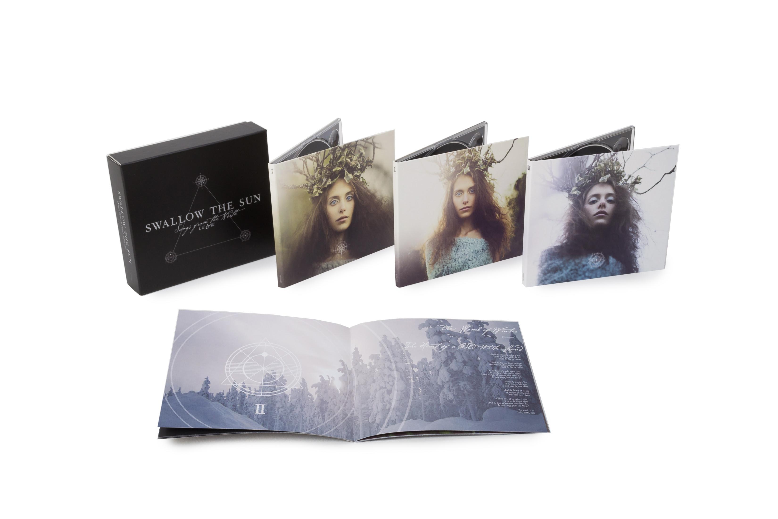 Century Media presenta una Edición Limitada de ULVER con 4 CD de «TROLSK SORTMETALL 1993-1997»