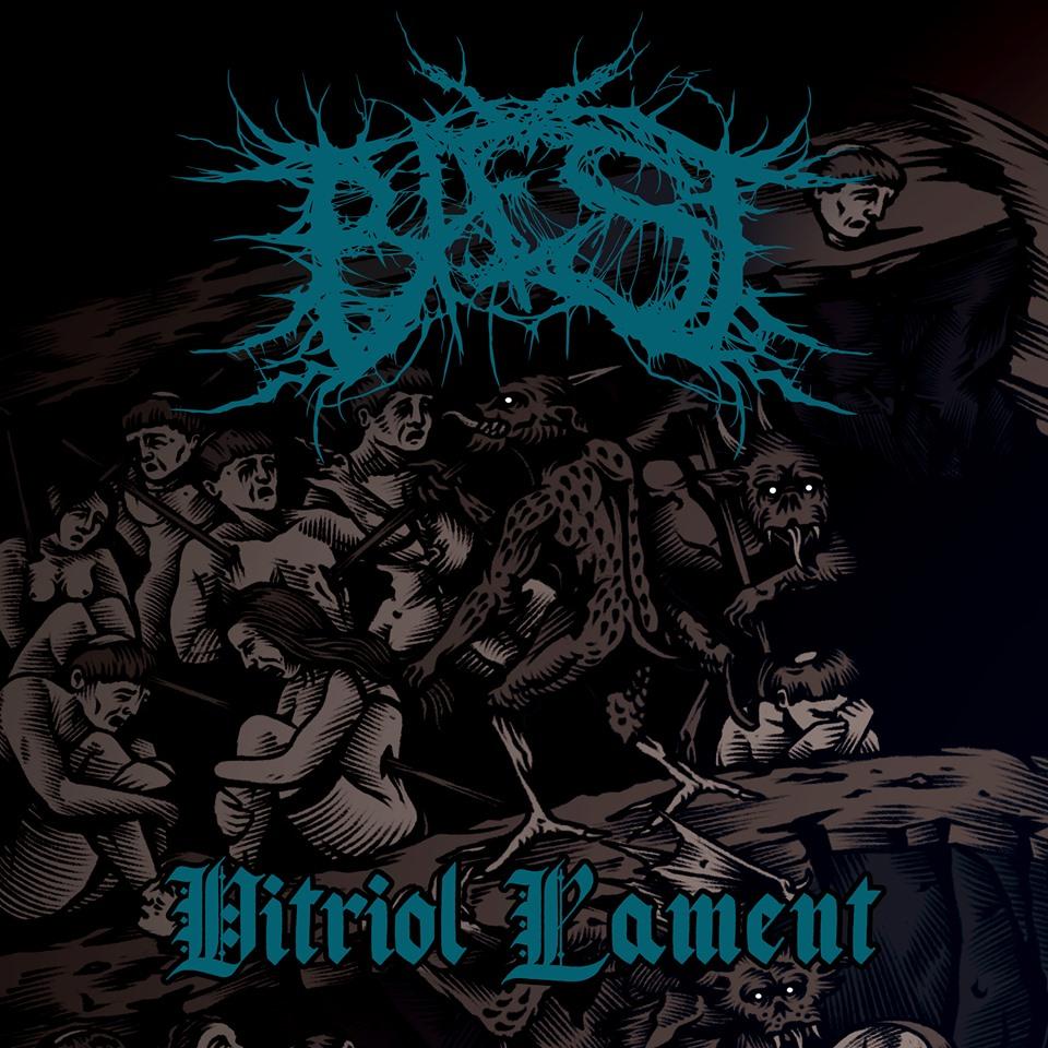 BAEST presentan nuevo single y videoclip «VITRIOL LAMENT»