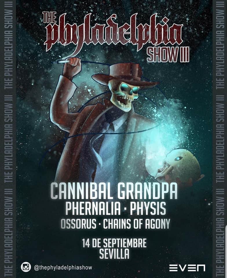 [Crónica] Festival THE PHYLADELPHIA SHOW III, 14 de septiembre en Sevilla