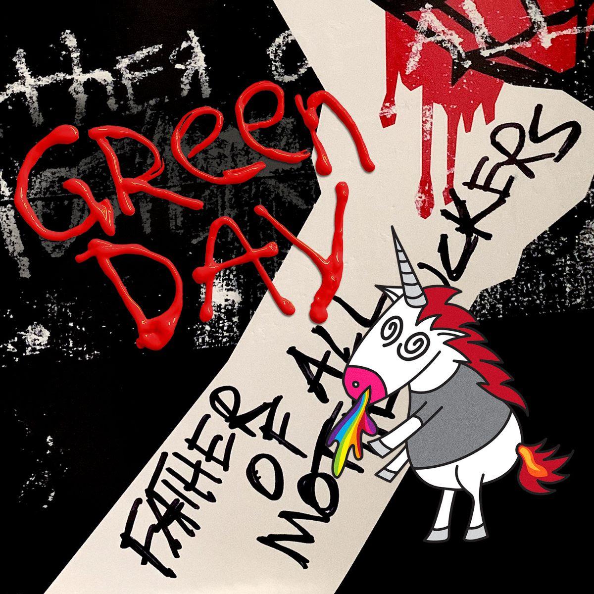 GREEN DAY estrena nuevo single 'Father Of All…' y anuncia nuevo álbum
