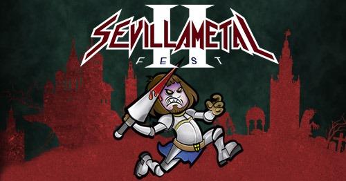 II SEVILLA METAL FEST – 30 de noviembre (Sala Even)