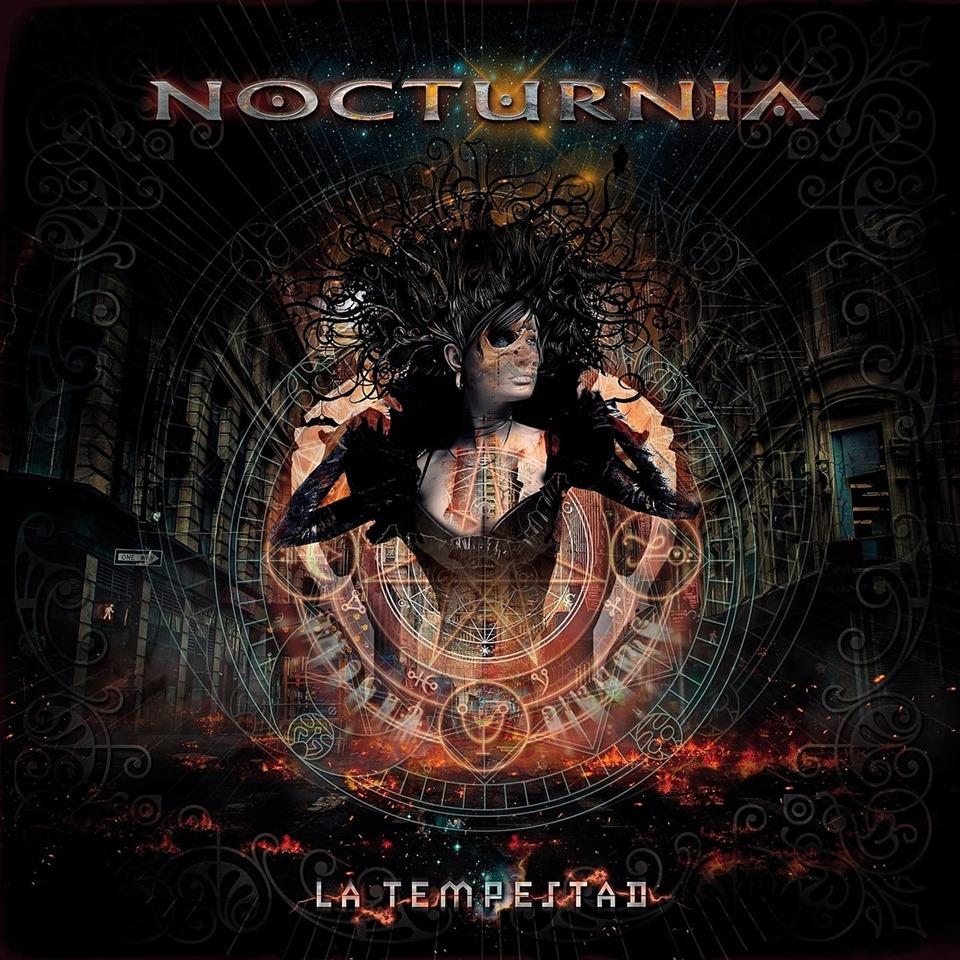 [Reseña] de «La Tempestad» el nuevo disco de NOCTURNIA