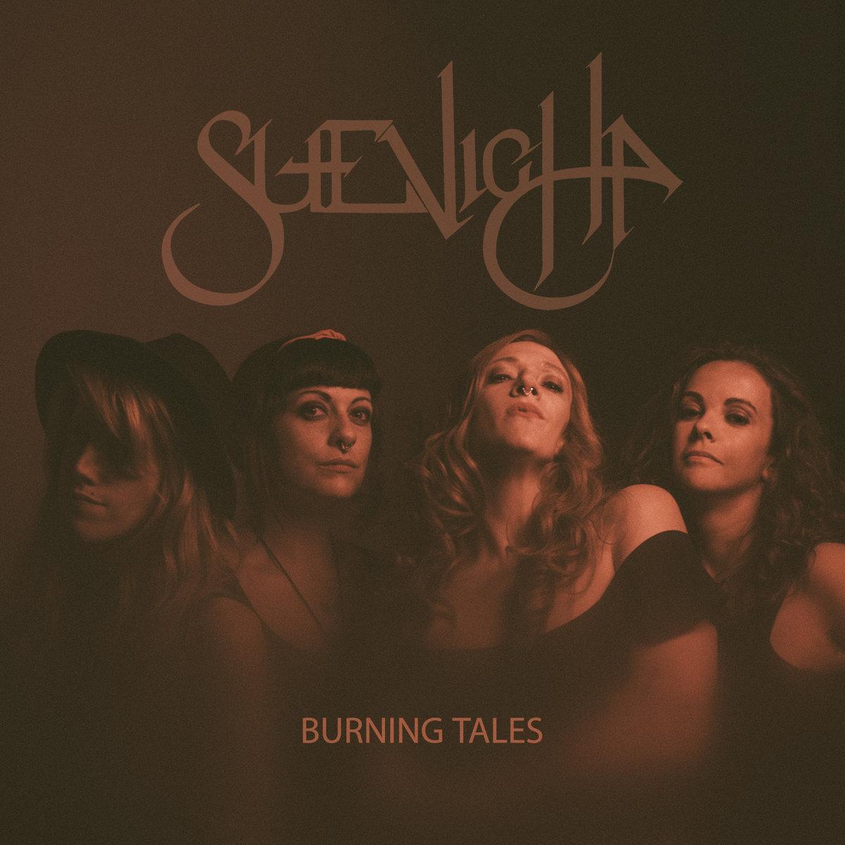 [Reseña] de «Burning Tales», el nuevo disco de SUEVICHA