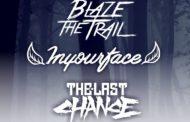 [crónica] The Last Chance – Blaze The Trail – Inyourface el 8 de noviembre (Sevilla)