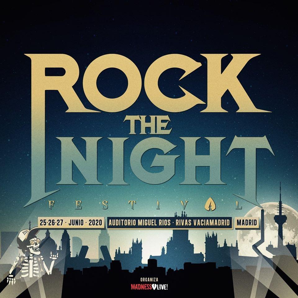 ROCK THE NIGHT FESTIVAL anuncia nuevas incorporaciones